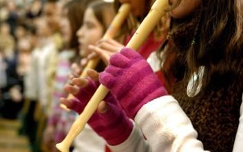 Σε κατάληψη προχώρησαν οι μαθητές του μουσικού σχολείου Κέρκυρας