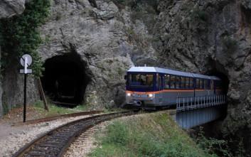 Οδοντωτός: Ξεκινούν και πάλι τα δρομολόγια του σιδηροδρόμου
