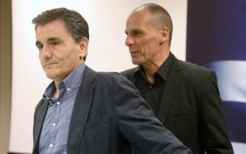 Süddeutsche Zeitung: Τσακαλώτος vs Βαρουφάκης
