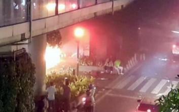 Στους 12 οι νεκροί από την έκρηξη στο κέντρο της Μπανγκόκ