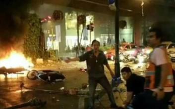 Πληροφορίες για πέντε νεκρούς από την έκρηξη στη Μπανγκόκ