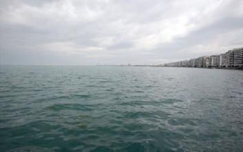 Μικρής έκτασης θαλάσσια ρύπανση στο Θερμαϊκό κόλπο