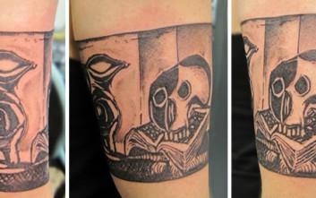 Τατουάζ εμπνευσμένα από τον Πικάσο