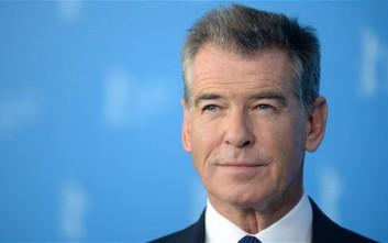 Ο Πιρς Μπρόσναν θέλει τον James Bond «λευκό  και άντρα»