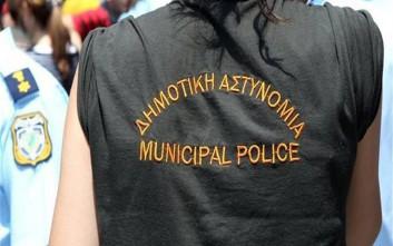 Στους δρόμους της Αθήνας η Δημοτική Αστυνομία