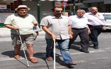 Ηχητικοί σηματοδότες στα Χανιά για άτομα με προβλήματα όρασης