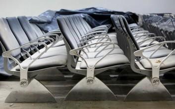 Εικόνες από ένα αεροδρόμιο-«φάντασμα»