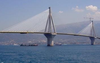 Κυκλοφοριακές ρυθμίσεις λόγω εργασιών στον Κόμβο Ρίου και τη Γέφυρα Ρίου-Αντιρρίου