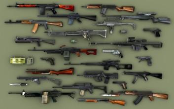 Εμπορευματοκιβώτιο με όπλα στο κατεχόμενο λιμάνι της Αμμοχώστου