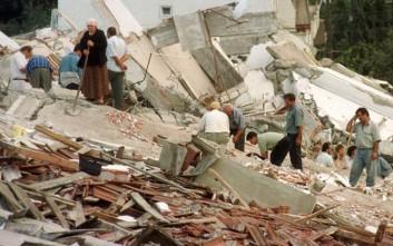 ΤΟΥΡΚΙΑ ΣΕΙΣΜΟΣ 1999
