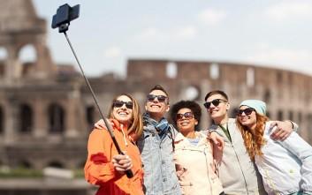 Πού απαγορεύονται τα selfie sticks