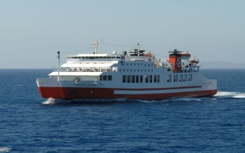 Ξεκίνησε τα δρομολόγια το πλοίο «Διονύσιος Σολωμός»
