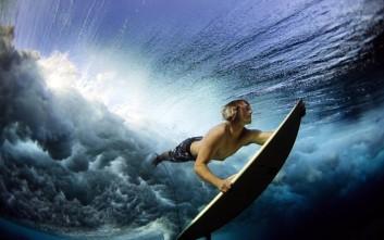 Η φωτογραφική μαγεία του surfing