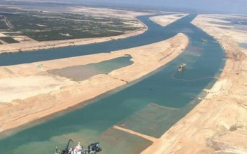 Η νέα διώρυγα του Σουέζ αλλάζει την παγκόσμια ναυσιπλοΐα