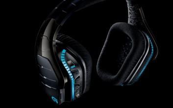 Η Logitech παρουσιάζει νέα Gaming Headphones