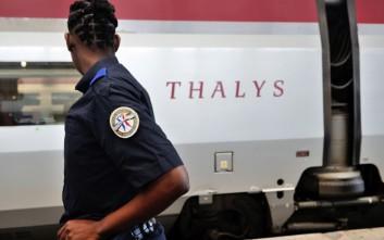 Συναγερμός για ύποπτο άνδρα που κλείστηκε στις τουαλέτες τρένου Thalys