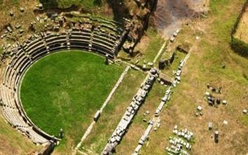 Επαναλειτουργεί το αρχαίο θέατρο Μεγαλόπολης