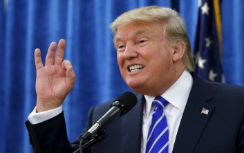Ο αθυρόστομος Ντόναλντ Τραμπ