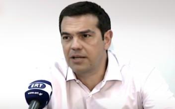 Τσίπρας: Το μεταναστευτικό πρόβλημα υπερβαίνει την Ελλάδα