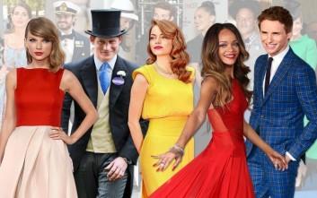 Οι πιο καλοντυμένες γυναίκες του Vanity Fair