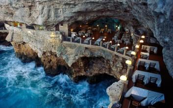 Ξεχωριστά εστιατόρια με θέα που κόβει την ανάσα