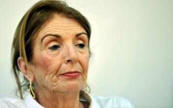 Χριστοδουλοπούλου: Αν μου συμβεί κάτι, καθιστώ υπεύθυνο τον Μεϊμαράκη