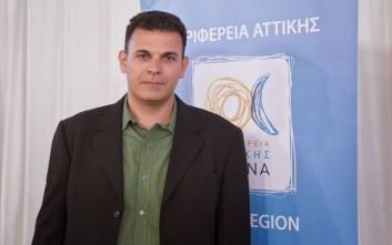 Ο Γιώργος Καραμέρος ανακοίνωσε την υποψηφιότητά του για δήμαρχος Αμαρουσίου