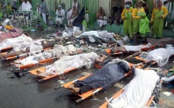 Στους 769 οι νεκροί από το ποδοπάτημα στη Μέκκα