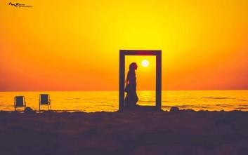 Μαγικά ηλιοβασιλέματα