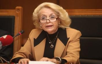 Αίτηση εξαίρεσης της προέδρου του Αρείου Πάγου κατέθεσε η εισαγγελέας Τσατάνη