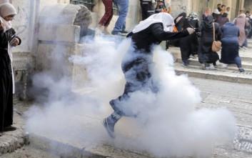 Επικρίνουν το Ισραήλ για κάμερες στην Πλατεία των Τζαμιών
