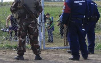 Άρχισαν οι συλλήψεις στα σύνορα Ουγγαρίας - Σερβίας