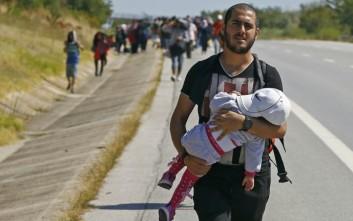 «Πέρασε» η πρόταση για τη μετεγκατάσταση 120.000 προσφύγων