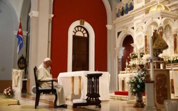 Στην Ουάσιγκτον μεταβαίνει ο Πάπας