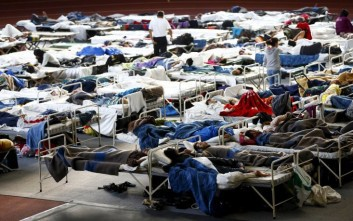 Μολότοφ σε κέντρο φιλοξενίας προσφύγων στη Γερμανία