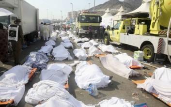 Θλίψη από το υπουργείο Εξωτερικών για την τραγωδία στη Μέκκα