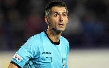 Ο Σιδηρόπουλος θα διευθύνει το πρώτο ντέρμπι του Κυπέλλου