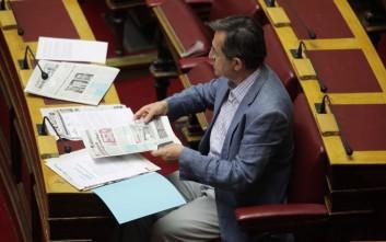 Μηνυτήρια αναφορά Νικολόπουλου για τυχόν ποινικές ευθύνες των μελών του ΕΣΡ