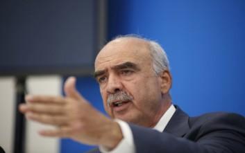 Μεϊμαράκης: Η χώρα ζητά κυβερνήτη και όχι δραπέτη