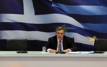 Χριστοδουλάκης: Τα πρωτογενή πλεονάσματα κλειδί για χρέος και ανάπτυξη