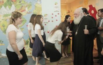 Ιερώνυμος: Αρκετή ζημιά έγινε στην παιδεία