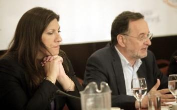 Συνεργασία με την Ζωή Κωνσταντοπούλου θέλει ο Λαφαζάνης