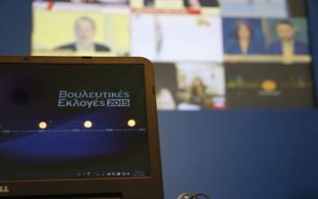 Μεγάλο το ενδιαφέρον από διεθνή ΜΜΕ για τις εκλογές