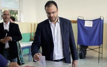 Θεοχαρόπουλος: Οι συνεργασίες θα δώσουν τη λύση στο πρόβλημα