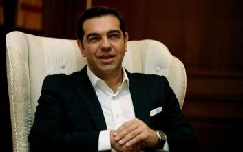 Άρθρο Τσίπρα στους FT: Η Ελλάδα διέψευσε τους καταστροφολόγους