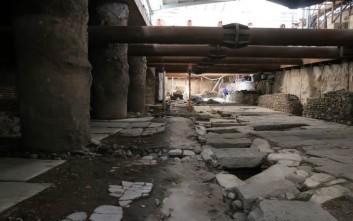 Αρχές του 2022 παραδίδεται ο σταθμός Βενιζέλου του μετρό Θεσσαλονίκης