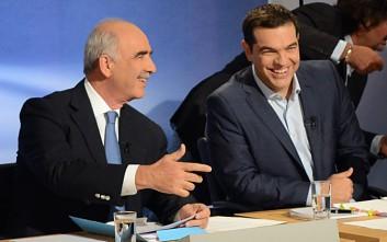 CNBC: Κρας τεστ στις προεκλογικές δεσμεύσεις Τσίπρα και Μεϊμαράκη