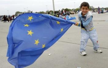 Ιθαγένεια κράτους μέλους της Ε.Ε. για 890.000 άτομα το 2014