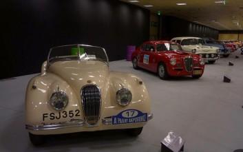 Το Ελληνικό Μουσείο Αυτοκινήτου στην 80η Δ.Ε.Θ.