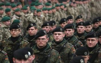 Η Γερμανία δεν θέλει στρατιωτική εμπλοκή στη Συρία